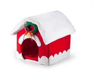 Pet house Christmas