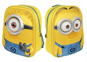 minions schoolbags