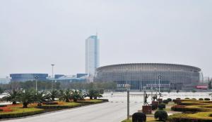 Yiwu International market becomes empty during CNY holiday