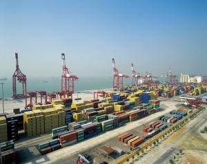 Chiwan Port, belongs to Shenzhen Port