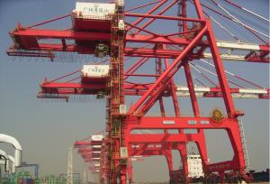 Nansha Port, belongs to Guangzhou Port