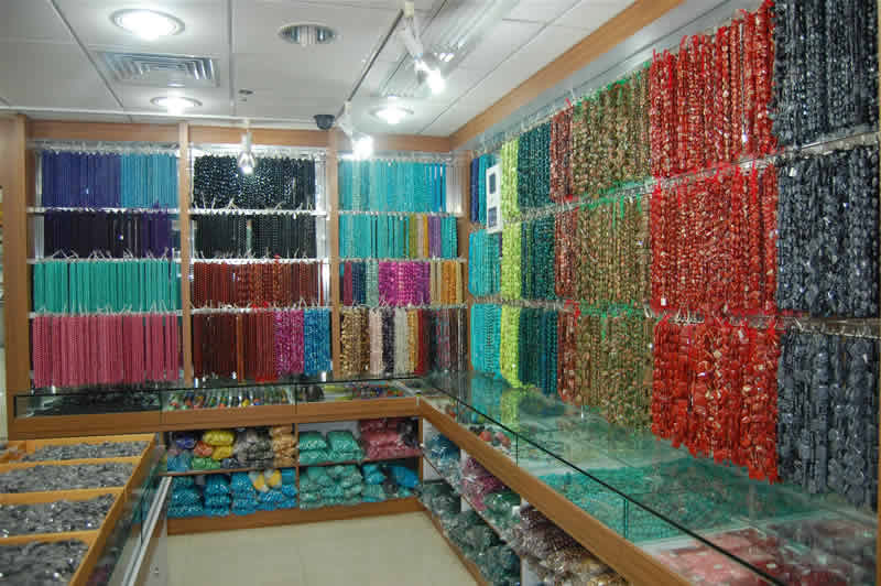 Artificial stone shop in Liwan plaza