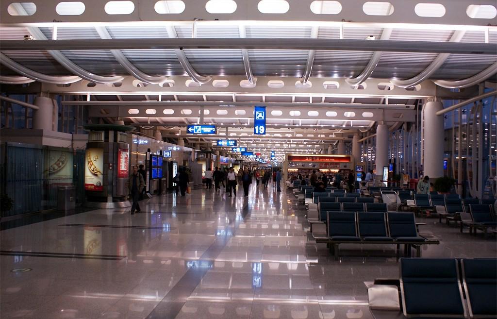 Hangzhou Xiaoshan Airport-1