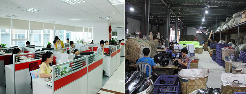 Trading Company VS Factory in China-Jingsourcing