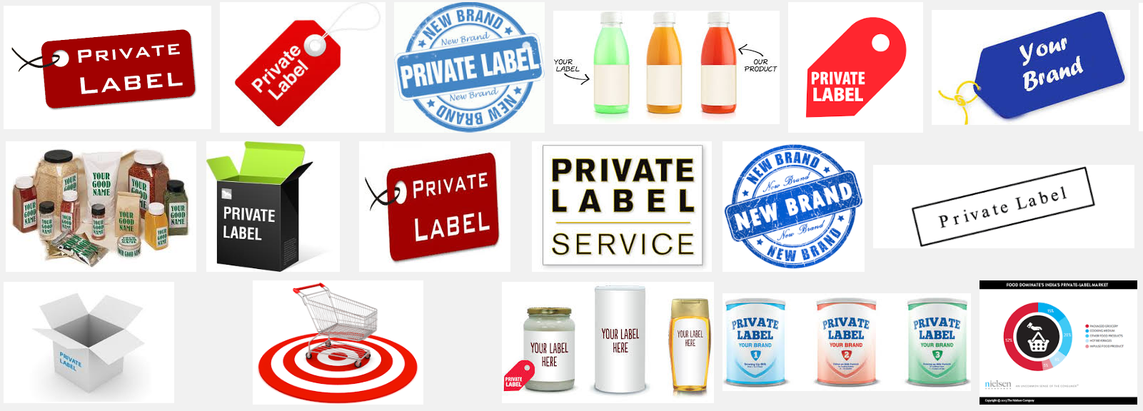 private label your products