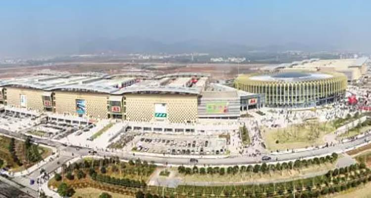 Yiwu International Capital Goods Market