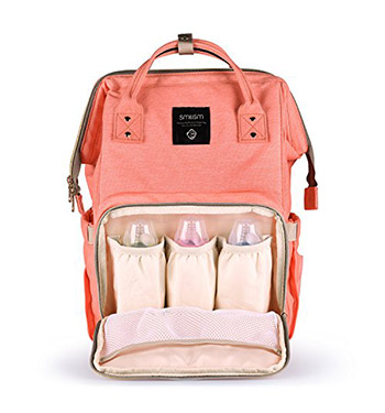 diaper bookbag backpack