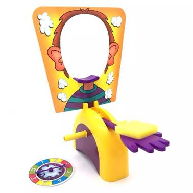 Cheese spoof game toy