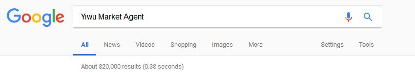 google on yiwu market agent