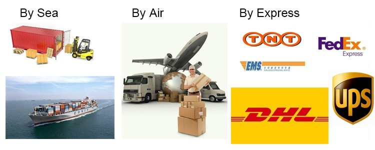 3 main ways of shipping to other country