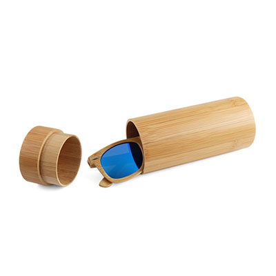 Bamboo glasses box