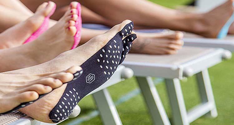 beach foot pad