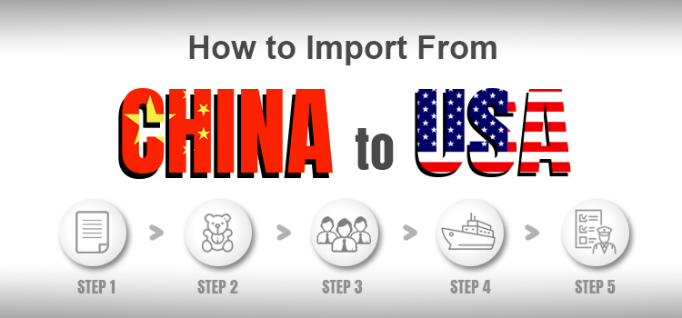 import from china to USA