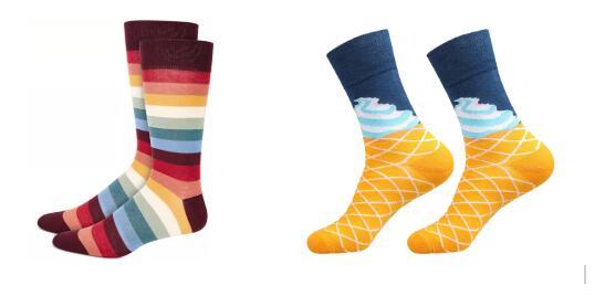 p05 customize fashion sock
