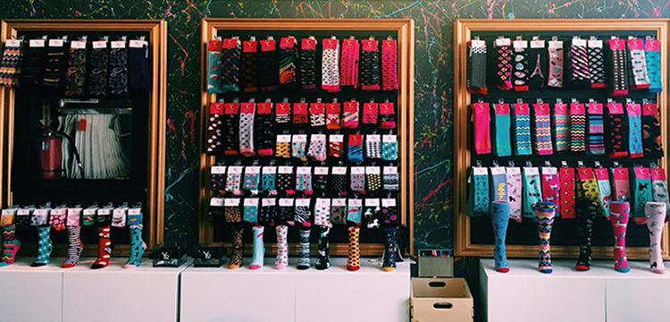 P05 sock business