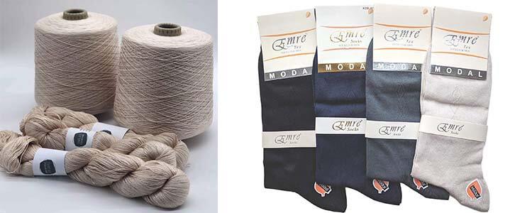 p05 modal socks