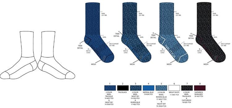 p05 socks