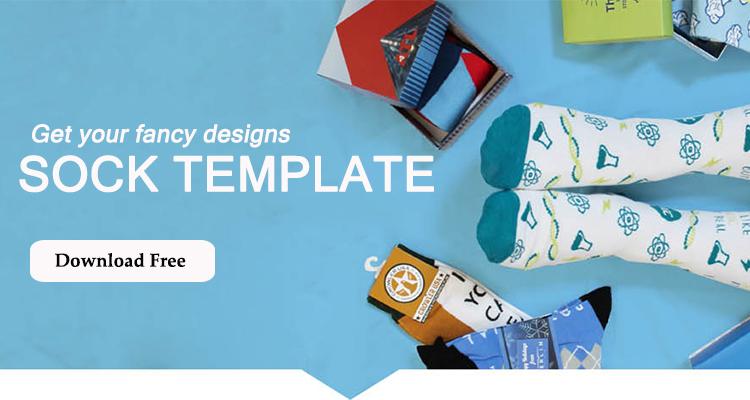 p05 sock design template