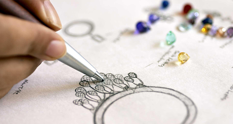 customize jewelry design