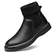 MOQ of leather boot