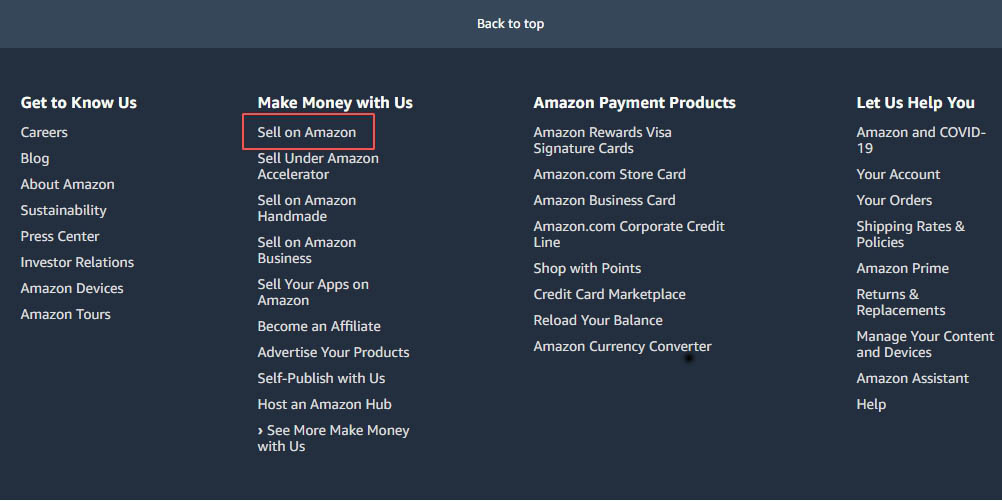 how to set up an amazon store