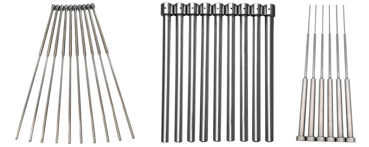 types of ejector pins