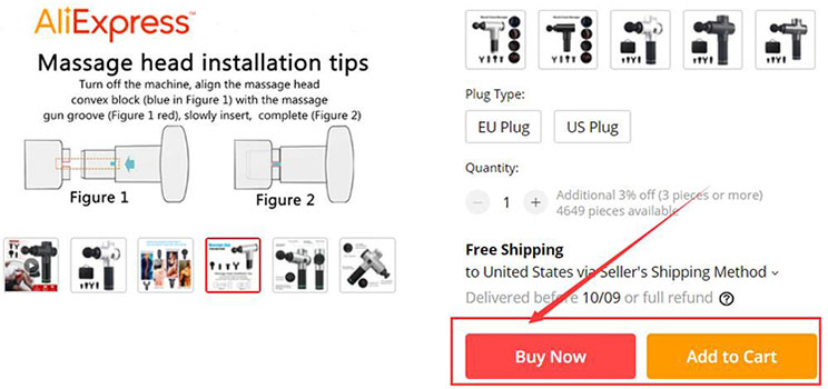 find suppliers from Aliexpress