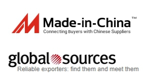 made in china and gobal sources