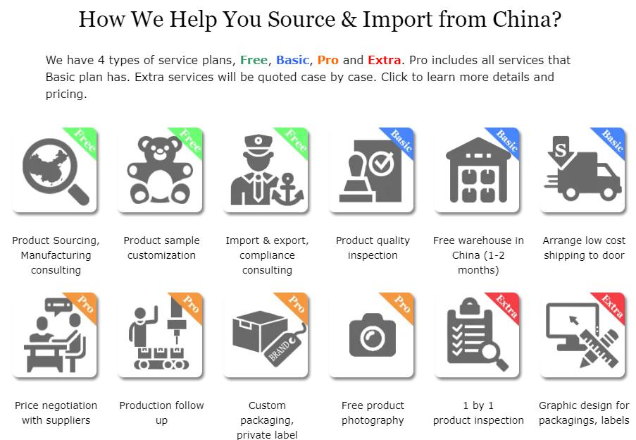 Jingsourcing service page