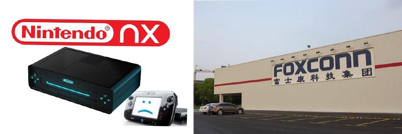 Nintendo and Foxconn