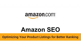 Amazon SEO: optimizing your product listings for better ranking