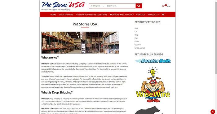Pet Stores USA