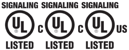 The UL Security and Signaling Mark