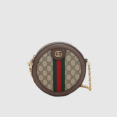 Gucci round bag