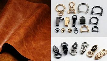 Handbag materials inspection