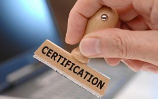 how to get ce certification