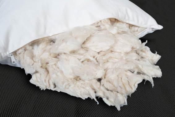Kapok Pillow Stuffing