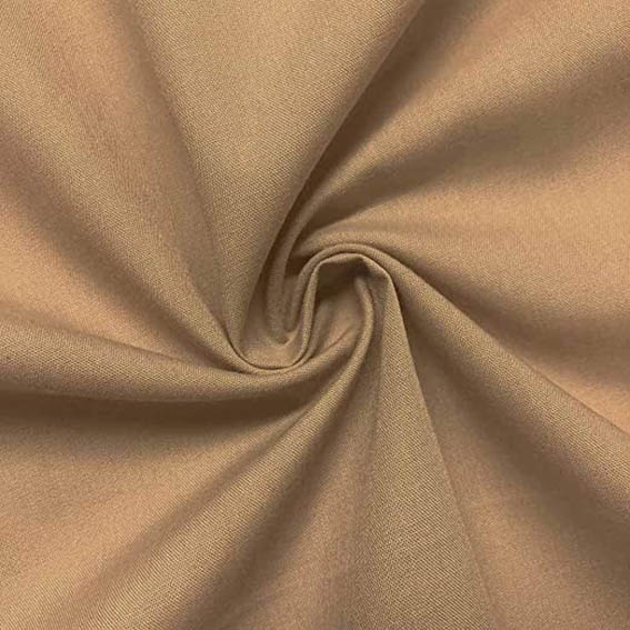 Polyester is an easy-to-wash durable fabric used as a pillow cover. It doesn't require high maintenance. Additionally, it's budget-friendly as compared to other pillow protectors. Moreover, you can find polyester pillow cases in a wide range of styles and textures.